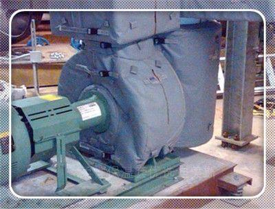 空压机可拆卸保温衣