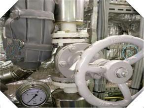 空压机绝热可拆卸保温套