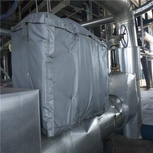 空压机可拆卸保温被
