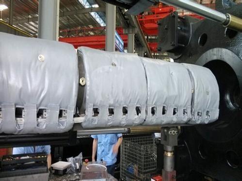 汽轮机燃机可拆卸式保温被