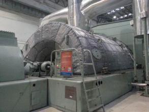 汽轮机燃机专用可拆卸保温套