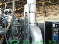 空压机隔热可拆卸保温套
