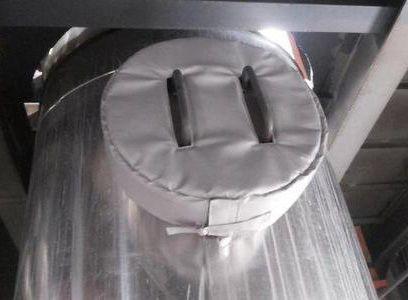人孔可拆卸式保温被