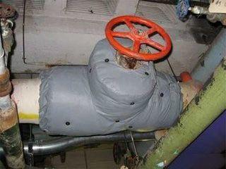 排气管用可拆卸保温衣