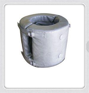定制电伴热管路可拆卸保温衣