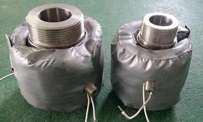 空压机可拆卸保温衣成品