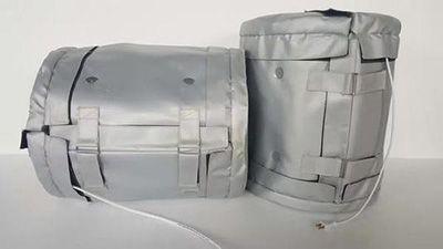 销售食品设备可拆卸式保温套