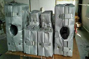 电伴热管路可拆卸式保温衣直销
