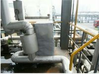 汽轮机燃机可拆卸保温套