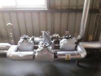 排气管可拆卸隔热套