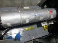 注塑机炮筒可拆卸式保温套