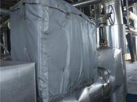 制药设备可拆卸保温衣