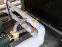 电伴热管路用可拆卸保温套