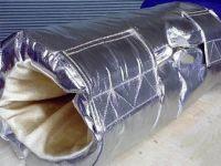 注塑机炮筒节能可拆卸保温套