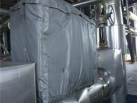 定制空压机可拆卸保温衣