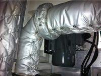 汽轮机燃机专用可拆卸保温衣