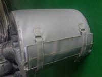 定制汽轮机燃机可拆卸式保温衣