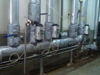 定制电伴热管路可拆卸式保温套