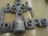 排气管用可拆卸式保温衣