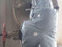 销售人孔可拆卸式保温衣