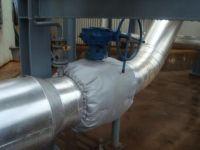 电伴热管路可拆卸保温衣促销