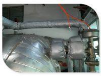 展销电伴热管路可拆卸保温衣